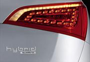 Audi Q5 Hybrid 2011 develado antes del Salón de Los Angeles