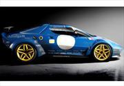 Lancia Stratos contará con una versión de carreras para el 2011