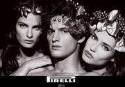 Pirelli Calendario 2011 inspirado en la mitología greco-romana