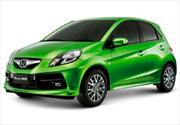 Honda Brio el concepto de la marca para las grandes ciudades.
