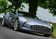 Aston Martin One casi agotado