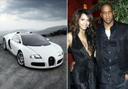 Beyonce le regaló un Bugatti Veyron Grand Sport a Jay-Z