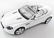 Aston Martin V8 Vantage Volante Blanc de Blancs