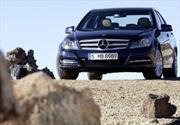 Mercedes Benz Clase C 2012 debuta en el Salón de Detroit 2011