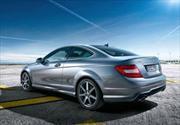 Mercedes-Benz Clase C Coupé primeras imágenes