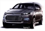 Primera imagen del Ford Territory 2011