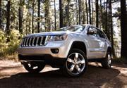 Jeep Grand Cherokee Overland 4x4 2011 a prueba