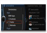 BMW App nueva interfase entre el iPhone y el auto