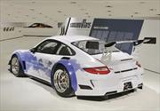 Porsche GT3 R Hybrid edición especial para celebrar el fan 1 millón de Facebook