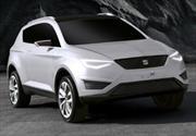 SEAT IBX Concept presente en el Salón de Ginebra