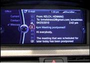BMW desarrolla sistema de reconocimiento de voz para E-mail