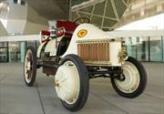 Semper Vivus Lohner-Porsche, el primer híbrido de la historia