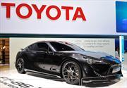 Toyota FT-86 ll: Belleza deportiva