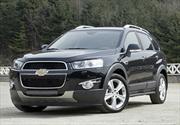 Chevrolet Captiva 2011: Fotografías en vivo