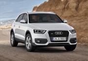 Audi Q3 2013 debuta en el Salón de Shangai