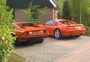 Villa Ferrari, un pueblo con puros autos Ferrari