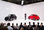 Nuevo Volkswagen Beetle 2012, debut simultaneo en Nueva York, Shanghái y Berlin