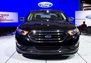 Ford Taurus y Taurus SHO 2013 debutan en Nueva York