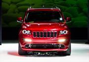 Jeep Grand Cherokee SRT8 2012 se presenta en Nueva York