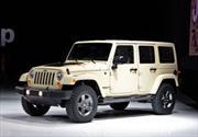 Jeep Wrangler Mojave 2011 debuta en Nueva York