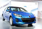 Mazda 3 SkyActiv 2012 debuta en Nueva York