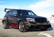 Mercedes-Benz GLK 350 Hybrid Pkies Peak Rally de gira por Estados Unidos