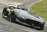 Peugeot EX1 Concept, el eléctrico más veloz de Nürburgring