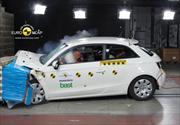 Audi A1: Máxima puntuación en pruebas Euro NCAP