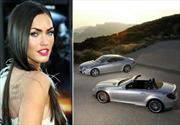 Los autos de Megan Fox