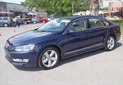 El nuevo Volkswagen Passat 2012 llegará de EUA