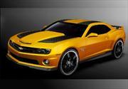 Chevrolet Camaro Transformers, edición limitada