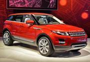 Inicia la producción del Range Rover Evoque