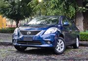 Nissan Versa 2012 a prueba