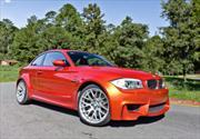 Test del BMW Serie 1 M Coupé 2012