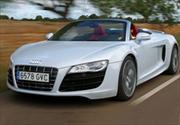 Llamado a revisión de 920 vehículos Audi R8 Spyder 2011 y 2012