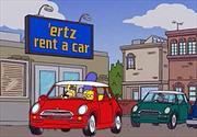Los autos de los Simpsons (Parte 1)