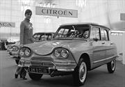 Citroën Ami 6, 50 años de un diseño muy especial.