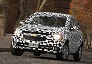 Fotos Chevrolet Agile: camufladas pero oficiales