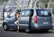 Minibuses y furgones Hyundai H-1: Nuevo motor