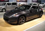 Nissan 370 Z 40 aniversario se presenta en el Salón de Chicago 2010