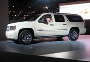 Chevrolet Suburban 75 Anniversary Diamond Edition