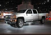 Chevrolet Silverado Heavy-Duty 2011 se presenta en el Salón de Chicago 2011