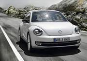 Jay Leno  maneja el nuevo VW Beetle 2012