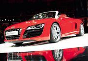 Audi R8 Spyder: Elegido mejor convertible 2011
