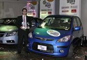 """Hyundai i10: """"Auto de Oro"""""""