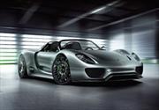 Porsche 918 Spyder Concept debuta en el Salón de Ginebra 2010