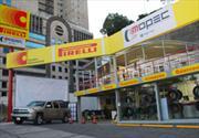 Inicia operaciones el centro de servicio y llantero Mopec Santa Fe