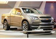 Chevrolet Colorado Concept: Cambio total