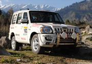 Mahindra Scorpio triunfa en el Raid de Himalaya