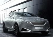 """Peugeot SXC Concept: """"pinta"""" de todoterreno y híbrido"""